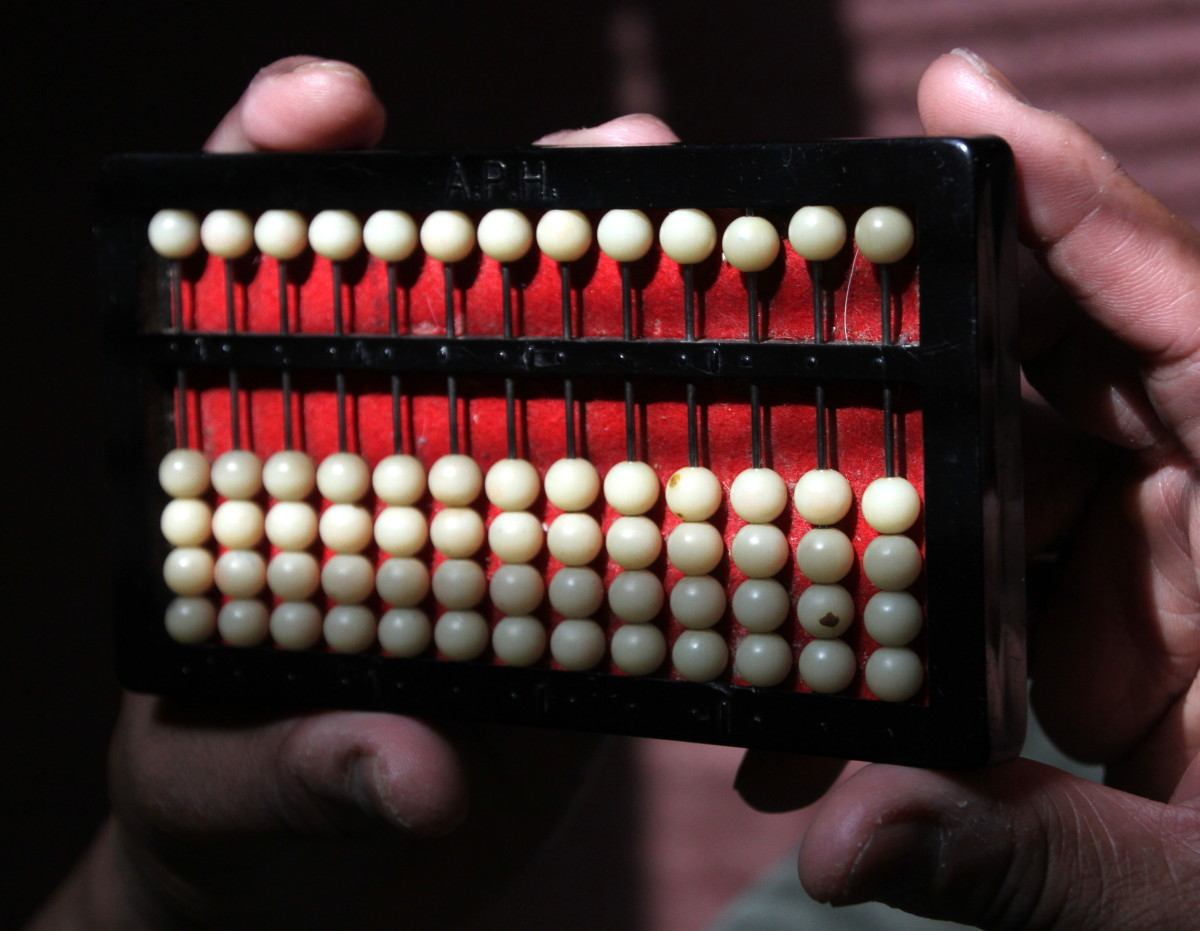 learn simple addition and on abacus - HD1024×795