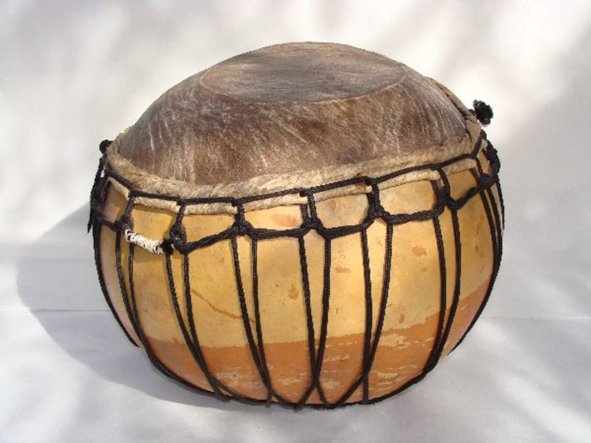 Wind Musical African Instruments