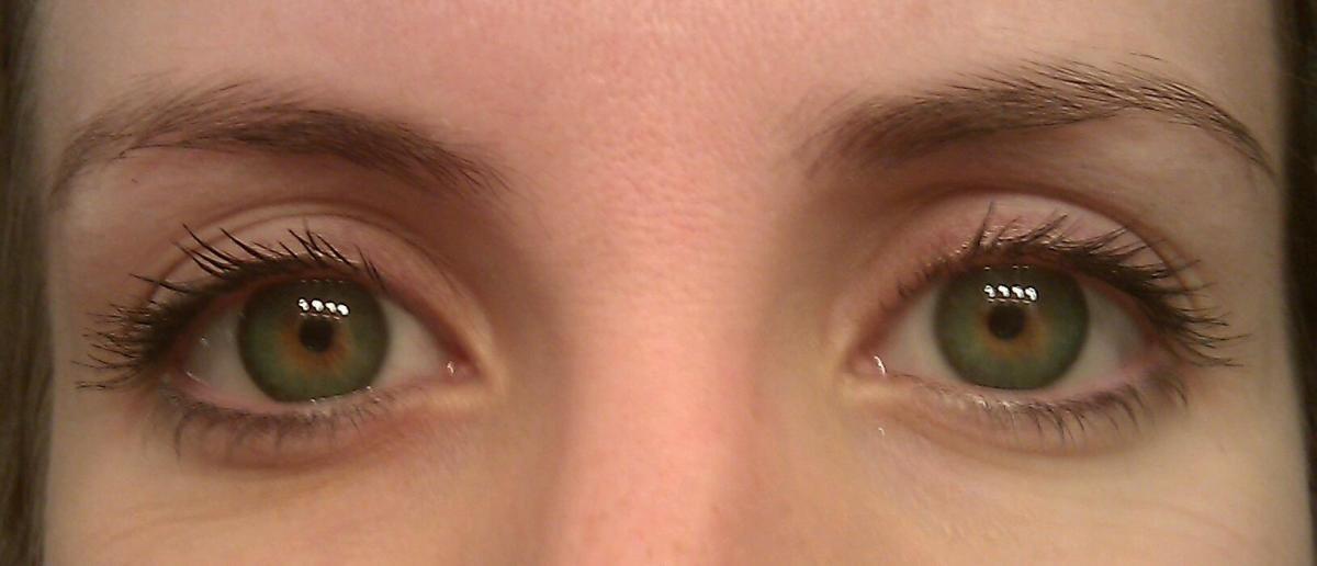Brown Make Eyes Look Bigger