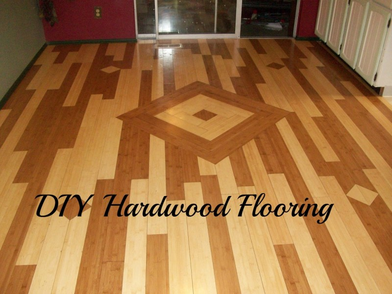 A Hardwood Floor Installation Guide for Both Engineered and Non     A DIY hardwood flooring project that you can do as well