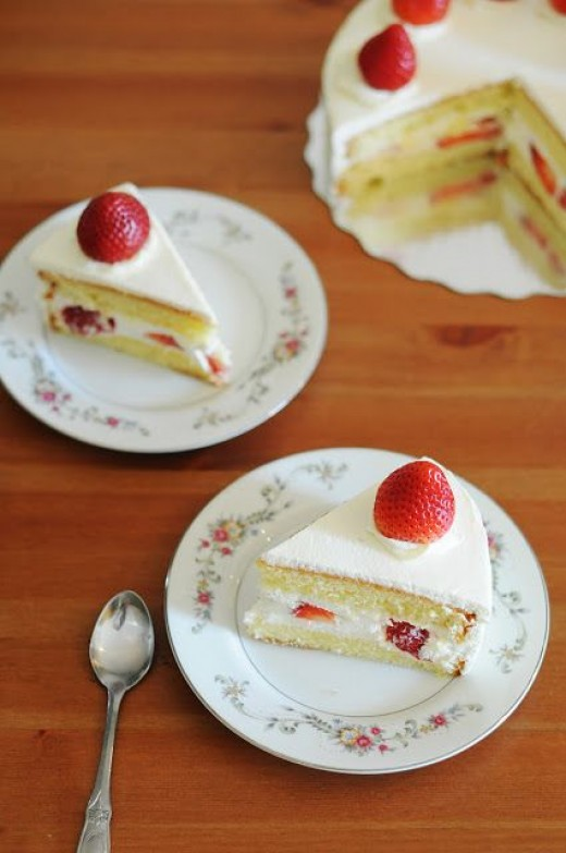 Holiday Cake Recipes Pictures