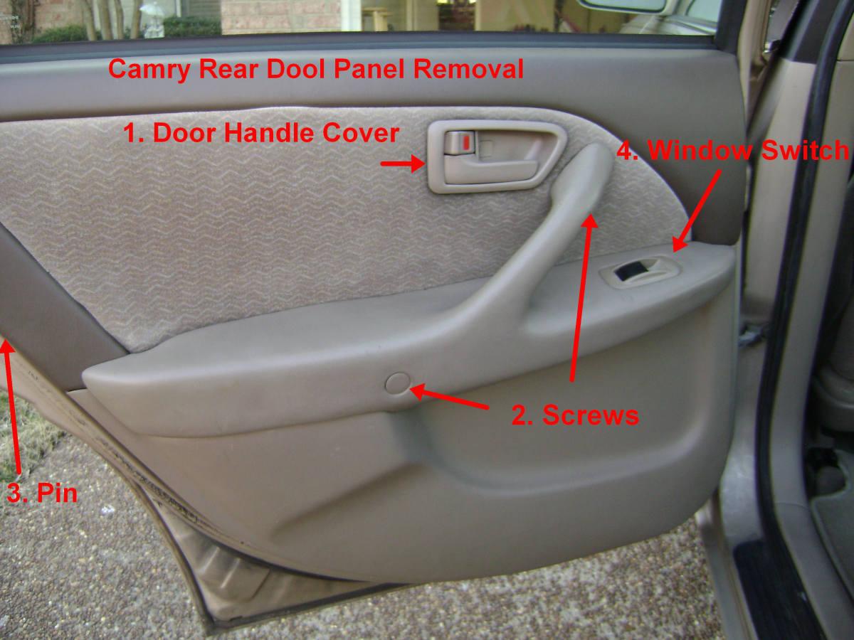 Toyota Camry Interior Door Handle