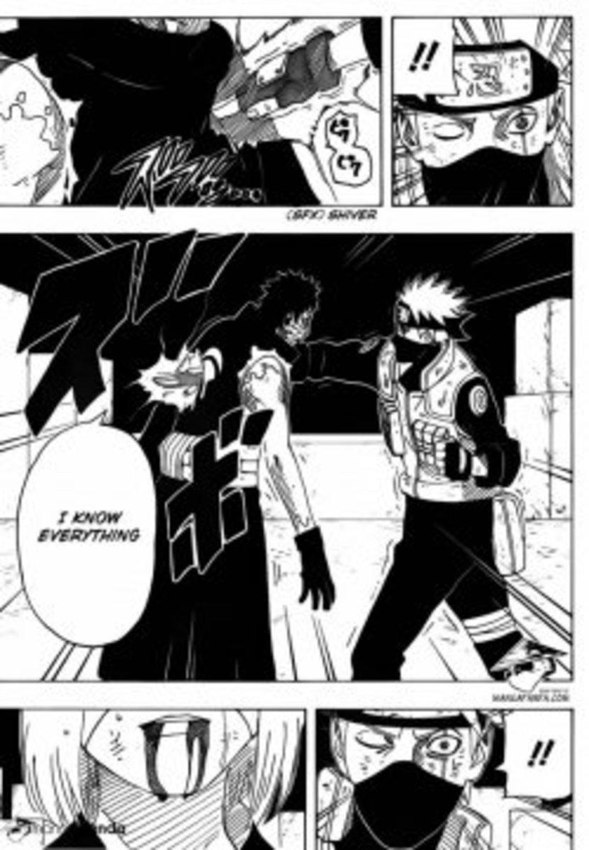 Killed Naruto Kakashi Did Rin Why Shippuden