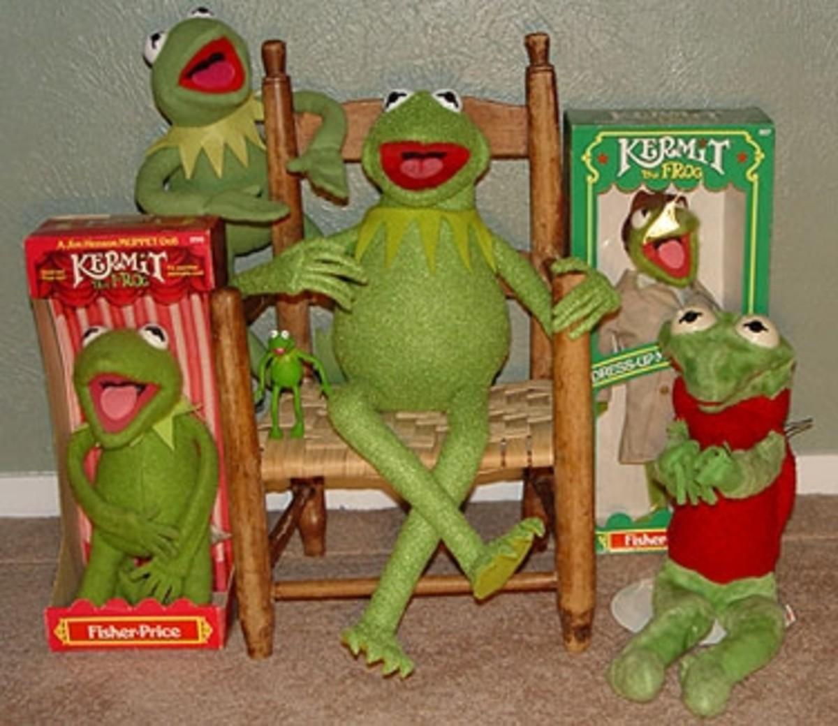 Kermit Frog Adidas Shoes