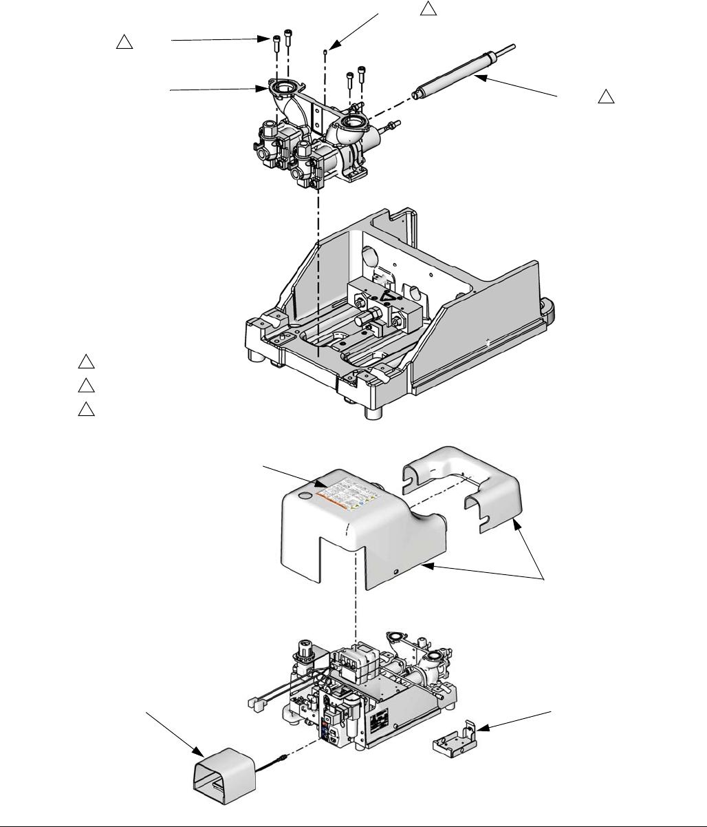 Graco 312760s pr70 and pr70v users manual pr70v repair parts english