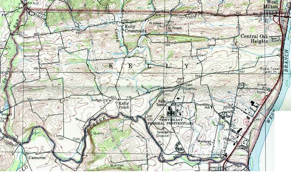 East Jpg Map Lewis County