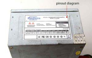 Exempel på en förstärkare med lämpliga högtalare