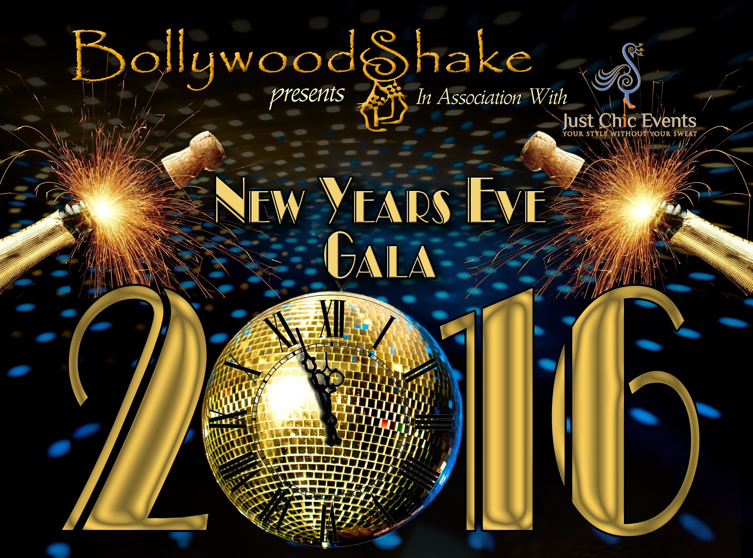 Bollywood Shaka New Years Eve Gala 2017 in Safari Texas Ranch     Bollywood Shake New Year s Eve Gala 2016