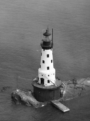 Rock Of Ages Lighthouse Lake Superior Us Lighthouse