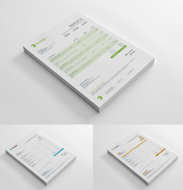 20  Free Invoice Templates  Word  PDF   PSD    UTemplates Freebie Invoice Template Bundle  freebie invoice template bundle