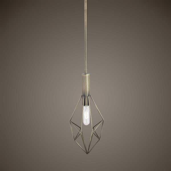 geometric mini pendant light # 55