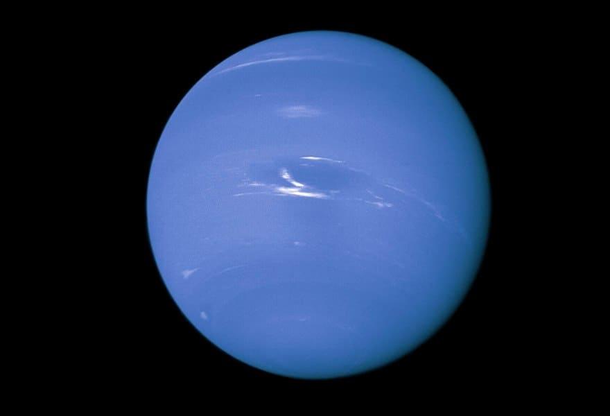 Күн сәулесінен сегізінші ғаламшар - Нептун