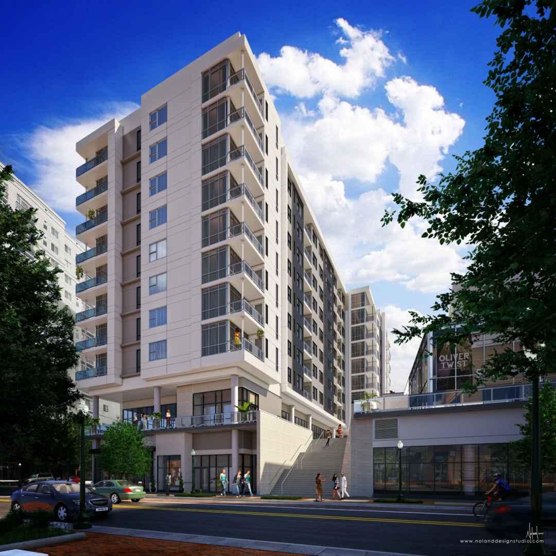 Virginia Beach Town Center Development