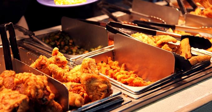 Soul Food Buffet Chicago
