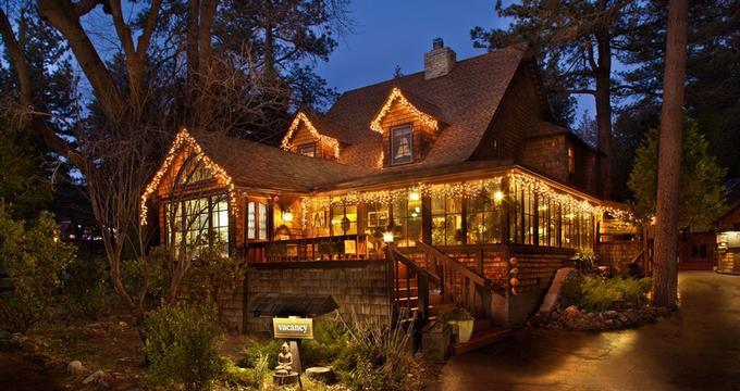 Best Weekend Getaways From Los Angeles Strawberry Creek Inn