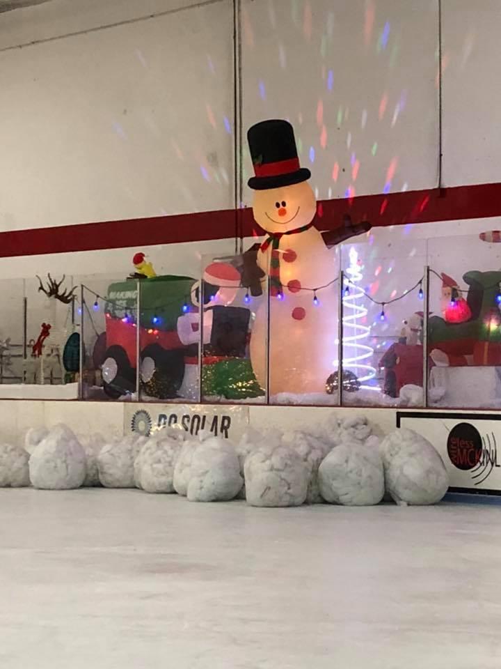 Ice Skating Sacramento Ca