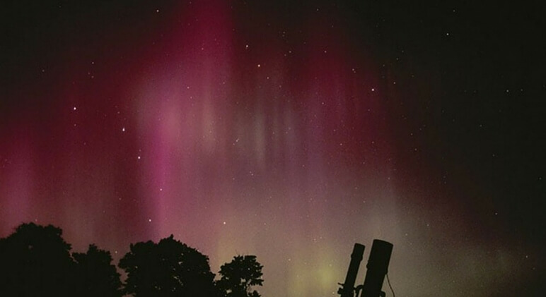 Cherry Springs State Park Pennsylvania Northern Lights