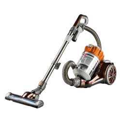 Bissell Hard Floor Expert Bagless Canister Vacuum 1547