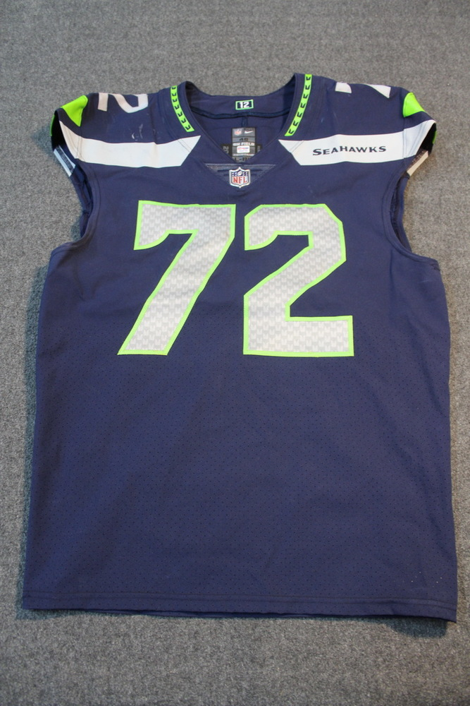 NFL Auction | Crucial Catch - Seahawks Michael Bennett ...