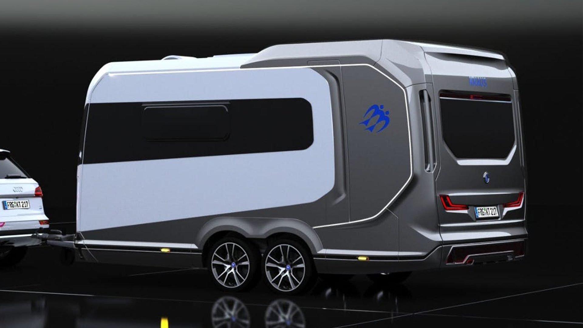 The Knaus Deseo 400 Tr Is A Camper From The Future With Style