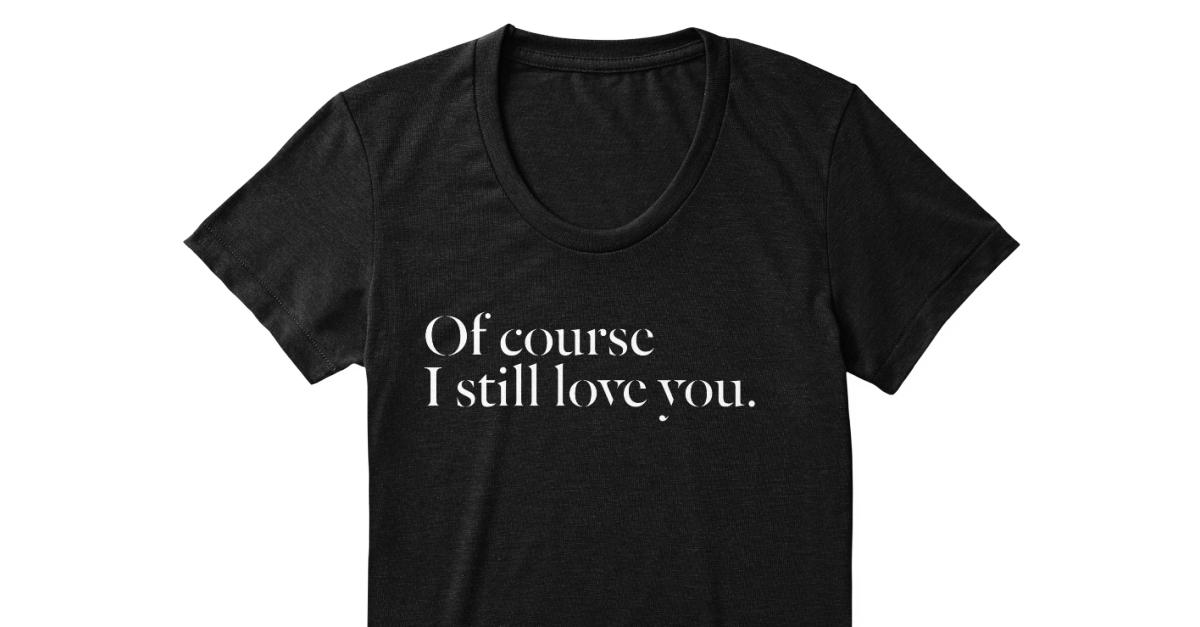 Course I Still Love You