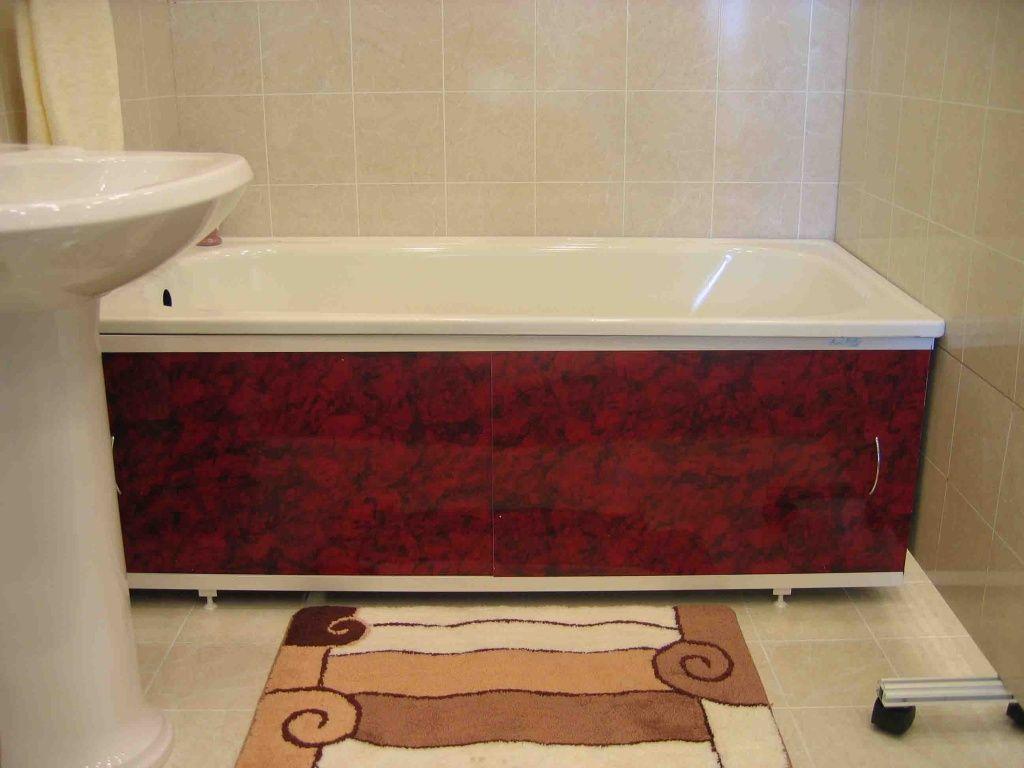 조정 가능한 다리에 목욕을위한 사진 슬라이딩 스크린