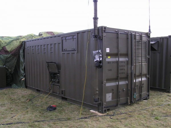 Military Shipping Containers And Storage
