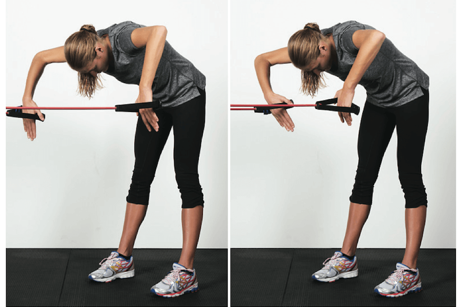 Resistance Bands Exercises Pdf