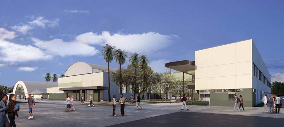 Vca Engineers Inc 187 Dorsey High School