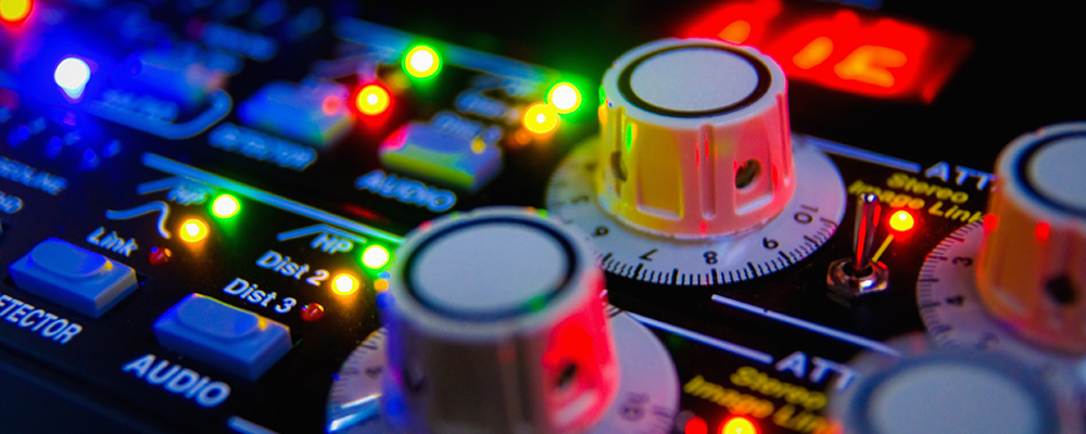 High-intensity LEDs ...