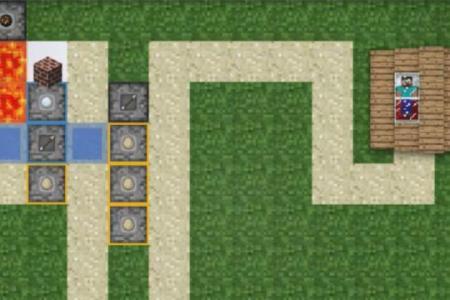 Minecraft Spielen Deutsch Minecraft Defence Spiele Bild - Jetzt spielen minecraft tower defense