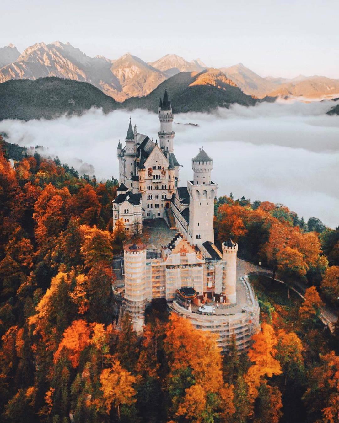Neuschwanstein Castle Veerle S Blog 4 0
