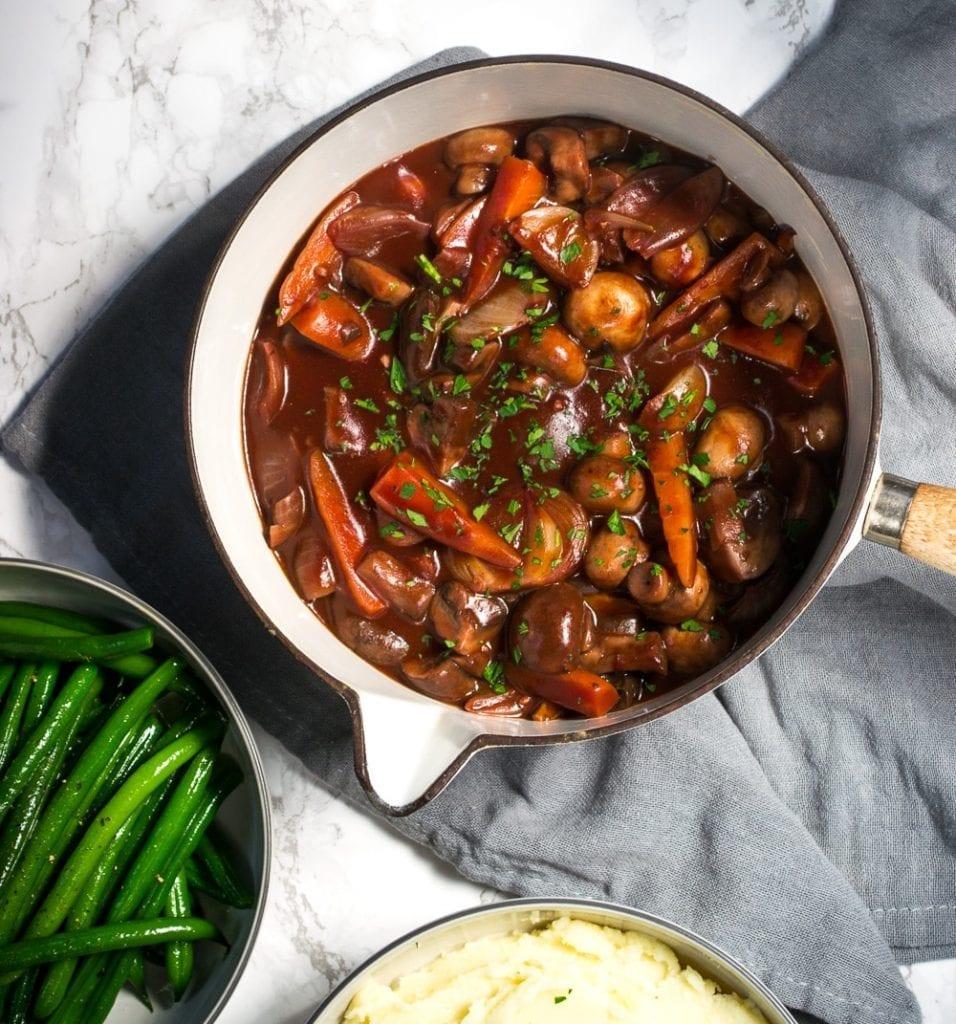 Easy Vegan Dinner Recipes - Stew