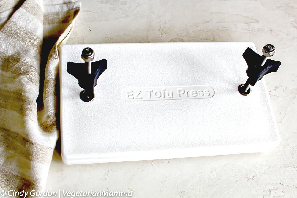 the EZ Tofu Press