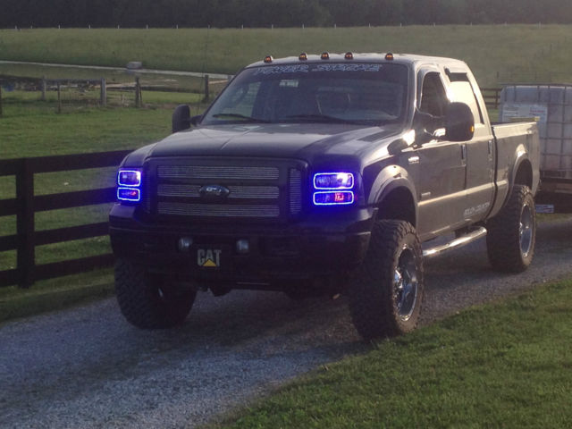 250 Ford 4x4 King F Ranch