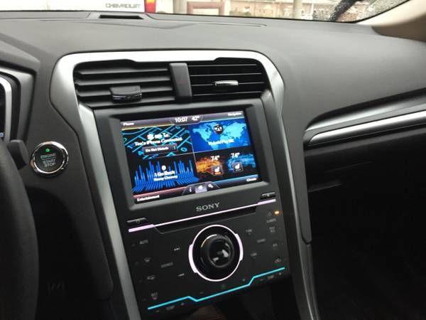 2014 Oem Wheels Ford Fusion