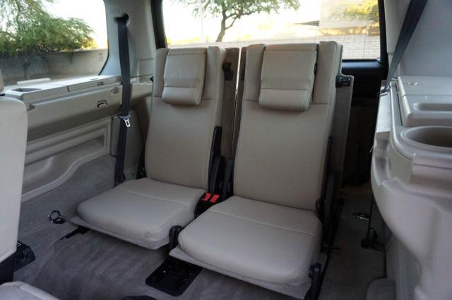 Land Lr4 Interior Rover 2008