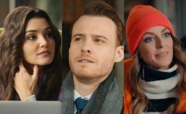 """""""Love is in the Air"""" anticipazioni dal 18 al 24 ottobre: tra Eda e Serkan la situazione si complica per colpa di Selin"""
