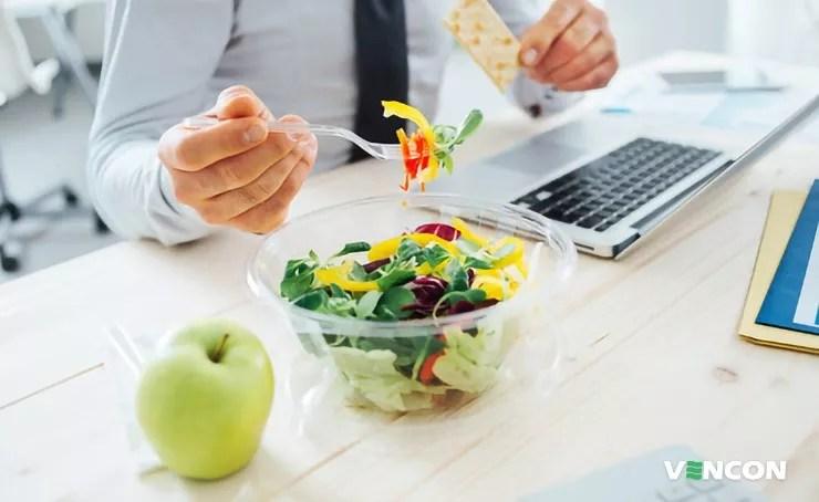 Hábitos de recusa em nutrição