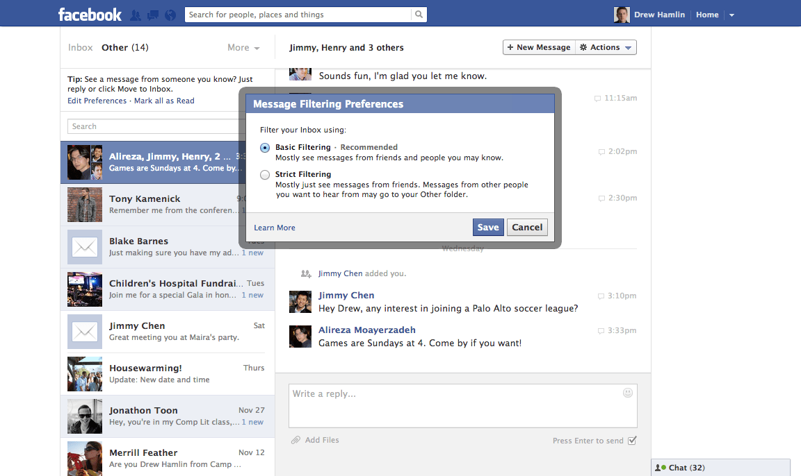 2012 My Facetubook Account Was Turned