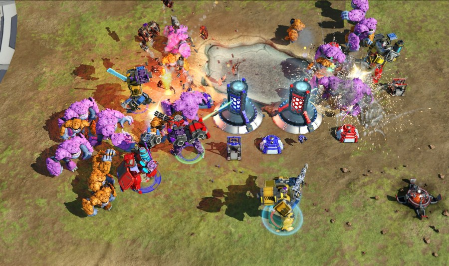 Build and unleash your mechs in a new real time strategy game     Build and unleash your mechs in a new real time strategy game   GamesBeat