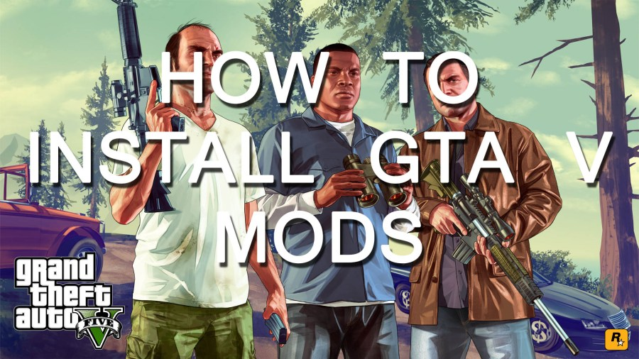 How to install Grand Theft Auto V mods on PC   GamesBeat Above  It s time to get weird with GTA V