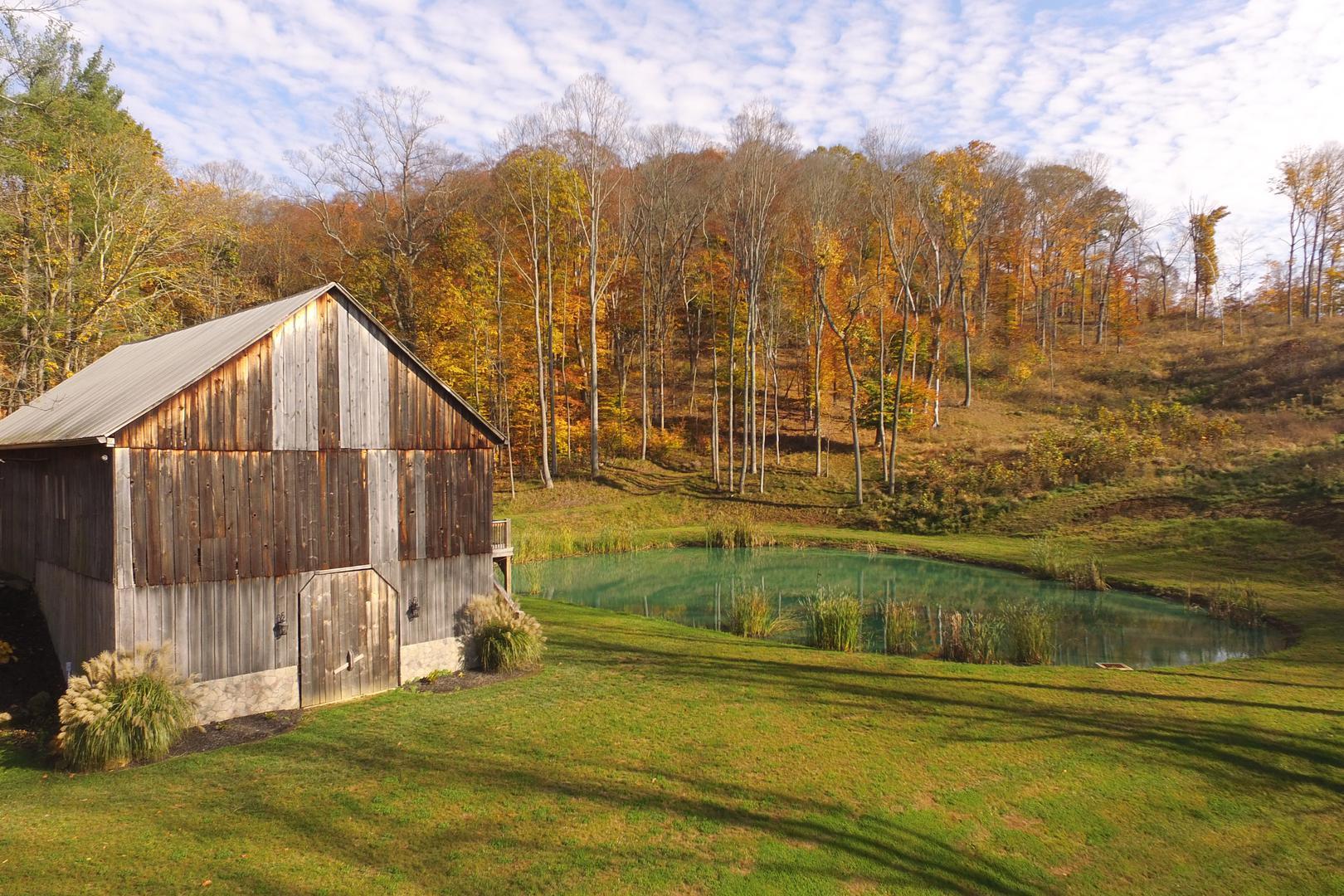 Barns Wedding Southeast Ohio