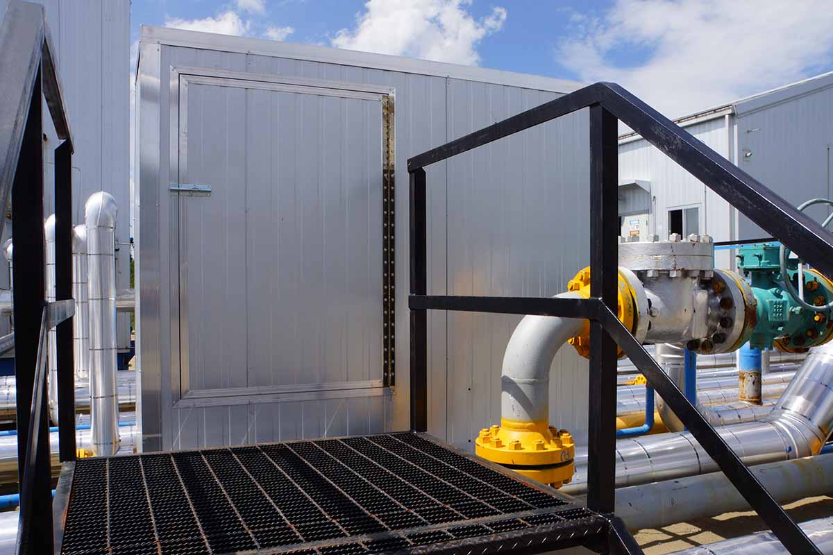 Vertex Utilidor Insulation In Alberta British Columbia