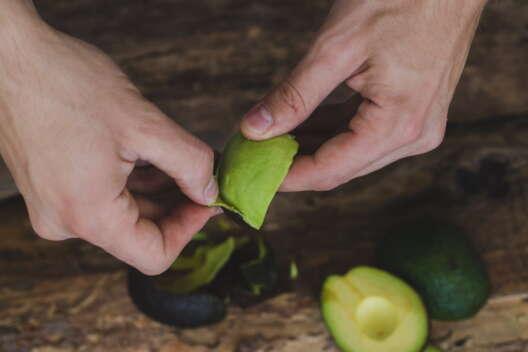 Выбираем авокадо