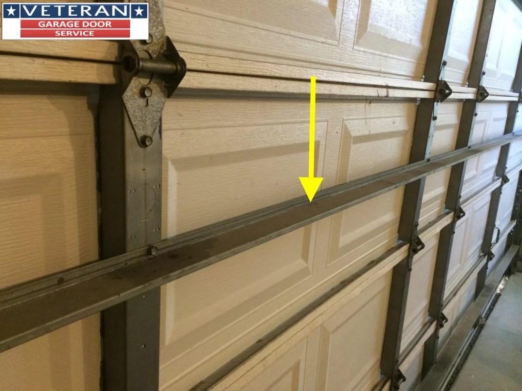 16 Ft Garage Door Struts