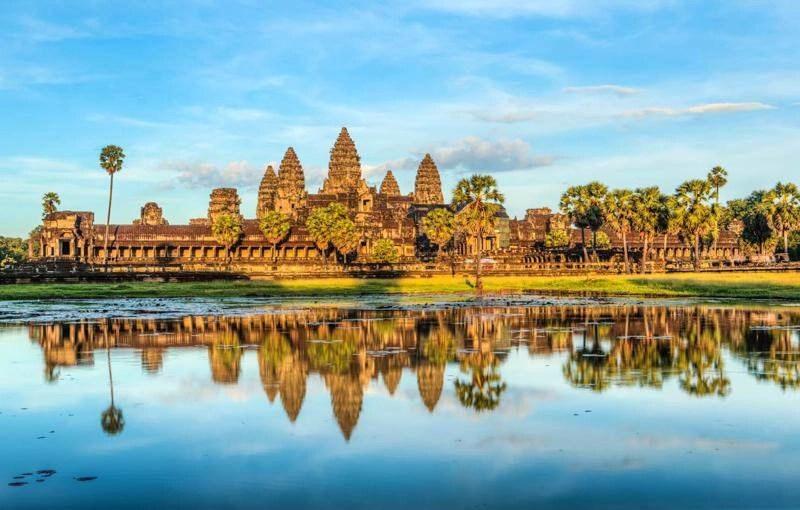 Angkor Wat El Grandioso Templo De Camboya Siamtrails