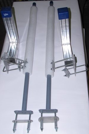 Vibo Vertical lift guide ons