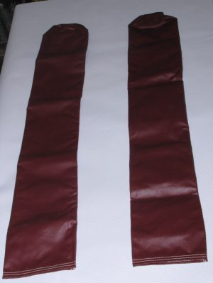 Vibo guide on covers maroon