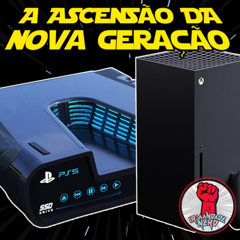 A Tecnologia do PlayStation 5 e Xbox Series X! – A Ascensão da Nova Geração, Ep. 1